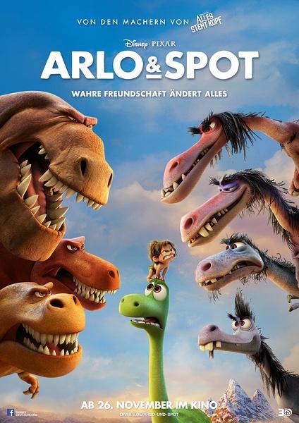 恐龙当家/恐龙大时代(港)/美好的恐龙世界/善良的恐龙/恐龙管家The.Good.Dinosaur.2015.1080p.BluRay.H264.AAC-RAR
