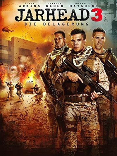 锅盖头3:绝地反击 Jarhead.3.The.Siege.2016.720p.BRRip.XviD.AC3-RARBG 简繁字幕 2.77G