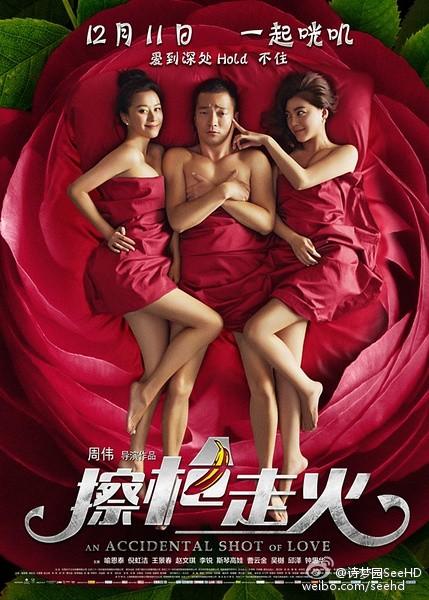 擦枪走火 An Accidental Shot of Love 2015 1080p WEB-DL x264 AAC 中英字幕 2.46G